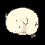 眠りトリ サイズ小